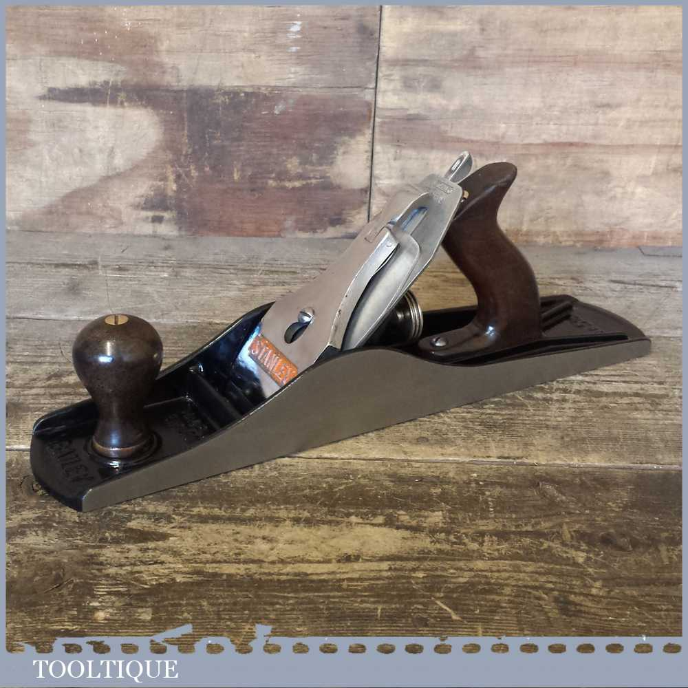 Stanley No: 5 1/2 Wide Bodied Fore Plane – Made In England ...