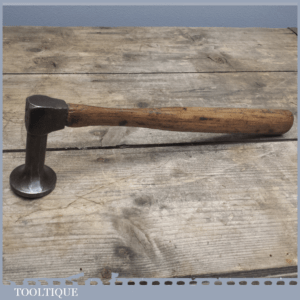 Vintage Unusual Shaped Planishing Hammer