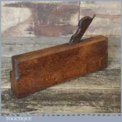 Antique Henry Brown 19th Century Scotia & Ogee Moulding Plane 1812-43 Of Birmingham