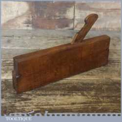 Antique Samuel Powell 19th Century Sash Ovolo Moulding Plane 1829-30 Birmingham