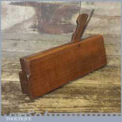 Antique John Moseley 19th Century Ovolo Moulding Plane - Good Condition