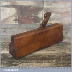 Antique Griffiths 19th Century 7/8 Common Ogee Moulding Plane - Good Condition