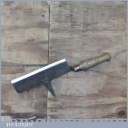 Vintage Elwell Sax No: 344 Roof Slaters Axe Tool - Seen Little Use