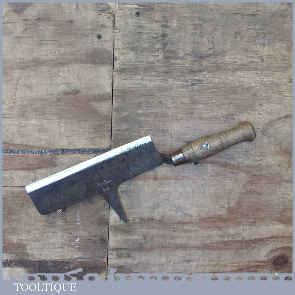 Vintage Elwell Sax No 344 Roof Slaters Axe Tool Seen