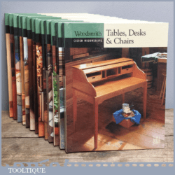 Woodsmith Custom Woodworking Book – Tables Desks and Chairs