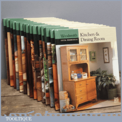 Woodsmith Custom Woodworking Book – Kitchen And Dining Room