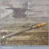 "Vintage Pattern Makers ¾"" Marples & Sons Firmer Gouge Paring Chisel - Fully Refurbished"