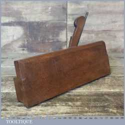 "Vintage Sash Ovolo Moulding Plane Marked 5/8"" x 1 ½ - Good Condition"