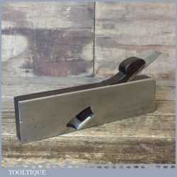 Antique Buck Prob By Norris Dovetailed Shoulder Plane Rosewood Infill - Good Condition