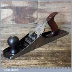 Rare Stanley No: G5C Gage Plane With Corrugated Sole - Very Good Condition