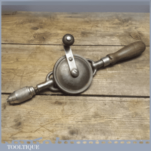 Record No 122 Model Makers Hand Drill