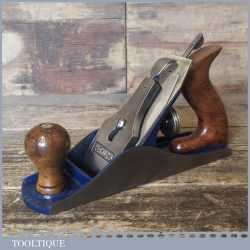 Vintage War Finish Record No: 04 Smoothing Plane - Fully Refurbished Ready For Use