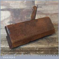"Vintage No: 13 Odd Numbered 15/16"" Round Moulding Plane Griffiths Norwich"