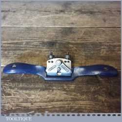 Vintage Record No: 0151 Flat Soled Adjustable Spokeshave - Fully Refurbished