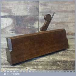 Antique John Green 18th Century Round Quirk Ogee Moulding Plane - Good Condition