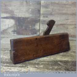 Antique Stokoe 1817-1840 Sash Ovolo Moulding Plane - Good Condition
