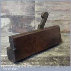 Antique Griffiths Norwich Common Ogee Moulding Plane - Good Condition