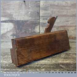 "Vintage John Moseley 5/8"" Sash Ovolo Moulding Plane - Good Condition"