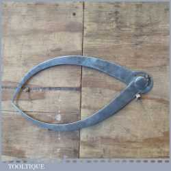 """Vintage 15"""" Outside Callipers Unusual Locking Device - Fully Refurbished"""