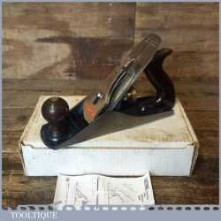 Vintage Boxed Record No: 04 Smoothing Plane - Good Original Condition