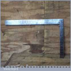 Rare Vintage Stanley Sweetheart USA No: R100B Take Down Roofing Square - Good Condition