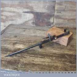 Unusual Antique WW1 Substitute Bayonet Collectable - Good Condition