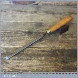 "T9885 - W. Marples & Sons pattern makers 1/2"" flat firmer paring chisel"