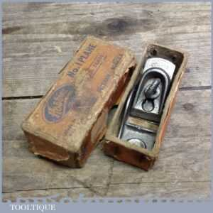 Vintage Boxed Hobbies No. 1 Model Makers Minature Block Plane