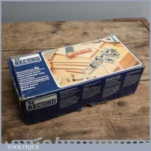 Vintage Boxed Record 148 Dowelling Jig - Nice Woodworking Tool