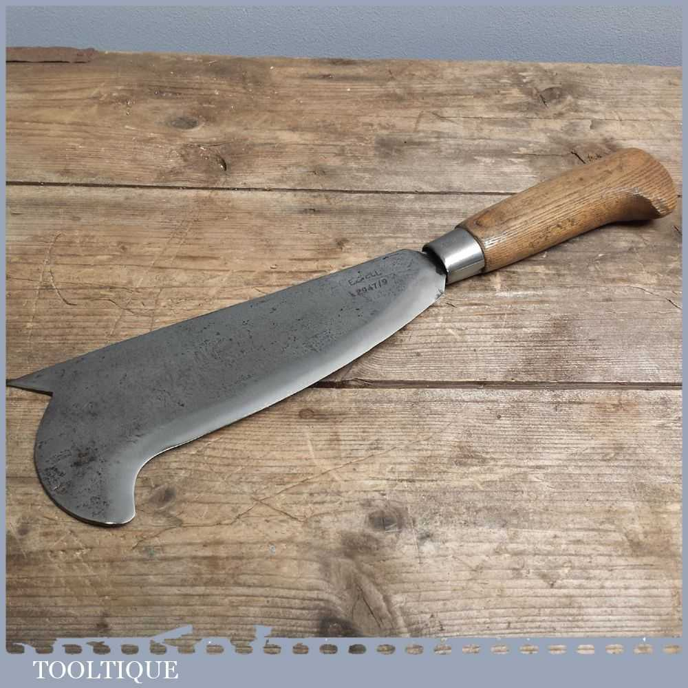Vintage Elwell Bill Hook no: 2947 9 - Collectable Old ...