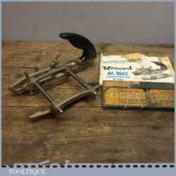 Vintage Record No: 050c Combination Plough Plane with Cutters