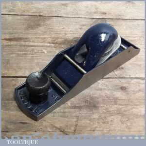 Vintage Record No. 0130 Combined Block and Bullnose Plane