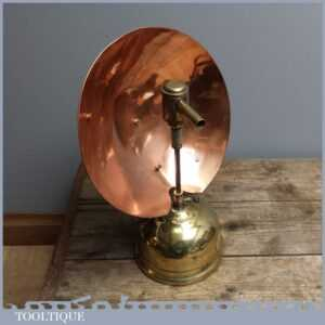 Vintage Tilley Lamp Co. Hendon Kerosene Heater Lamp