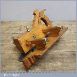Antique Wooden Woodworking Planes