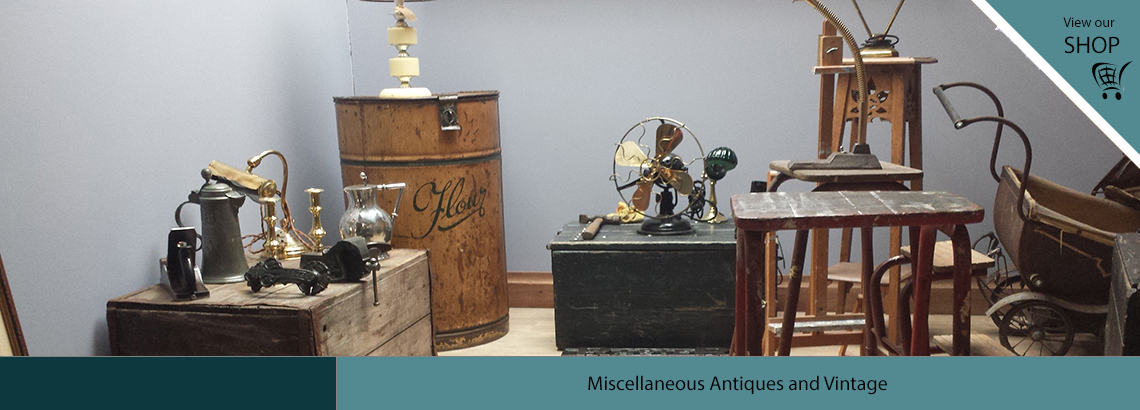 Miscellaneous Antiques