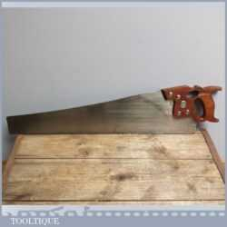 Vintage & Antique Saws