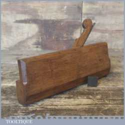 Antique 18th Century No: 15 Round Moulding Plane By Gabriel - Good Condition
