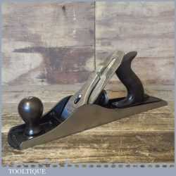Vintage Stanley England No: 5 Jack Plane - Fully Refurbished Ready For Use